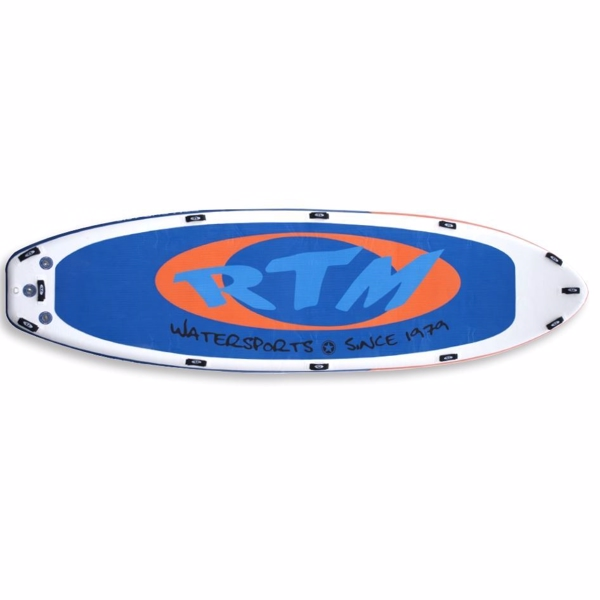 INFLATABLE BIG SUP (8 persons) 18\'2