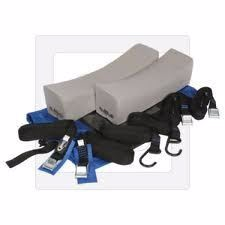 Seattle Sports Car Top Carrier Deluxe Kayak Kit - Universal