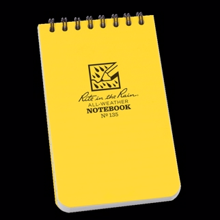 Notebook Rite In The Rain N-135