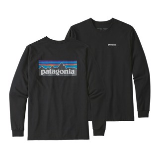 Patagonia Men's Long-Sleeved P-6 Logo