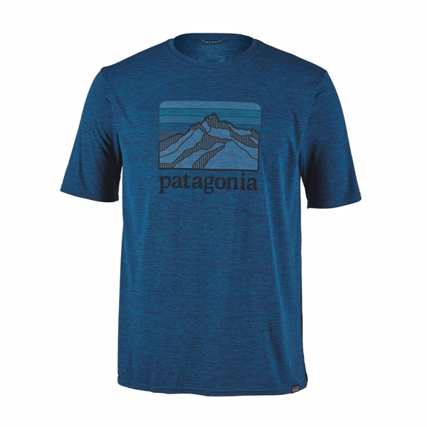Patagonia Men\'s Capilene® Cool Daily Graphic Shirt