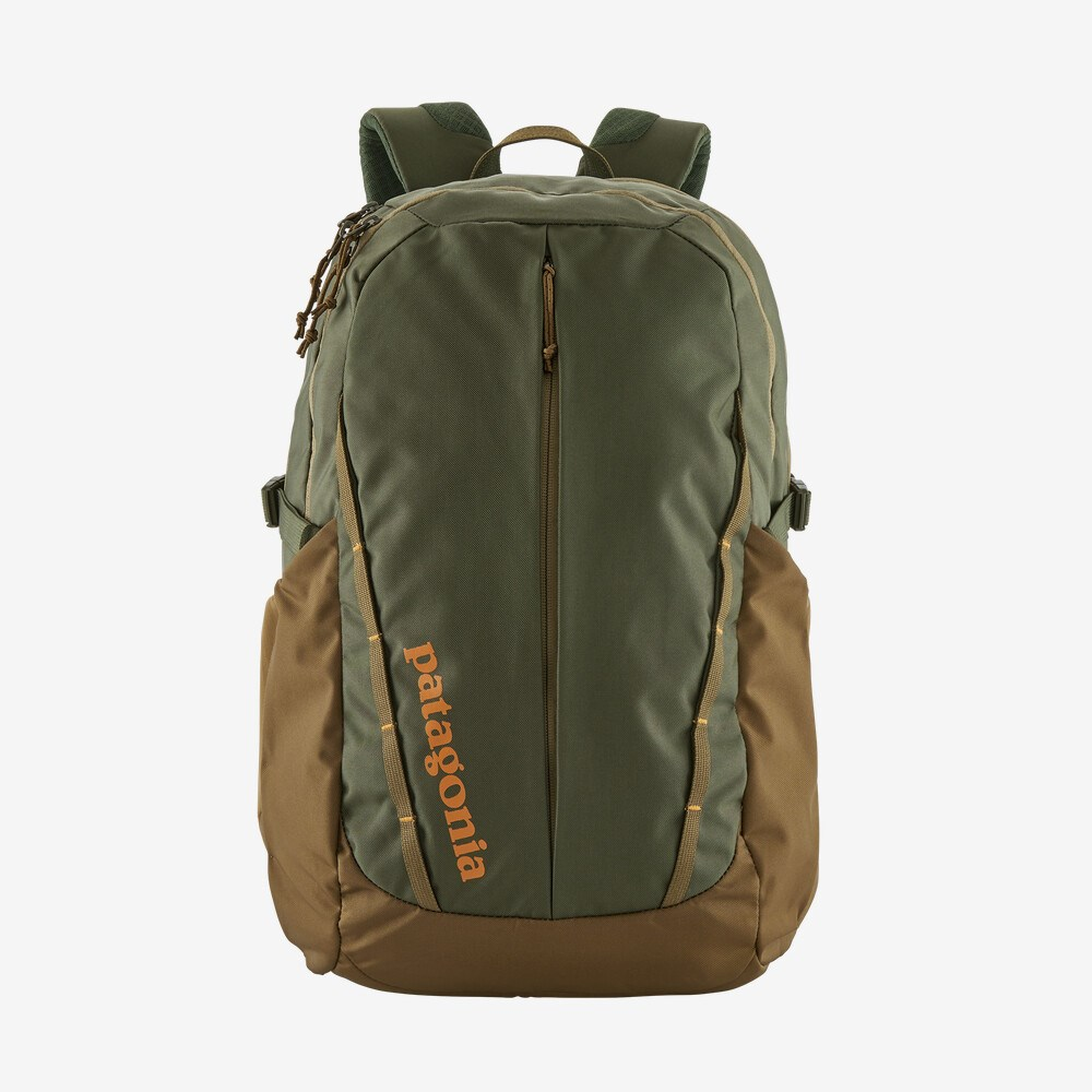Patagonia Refugio Backpack 28L Industrial Green