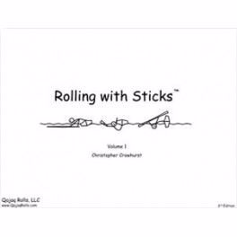 Rolling With Sticks Volume I - Christopher Crowhurst