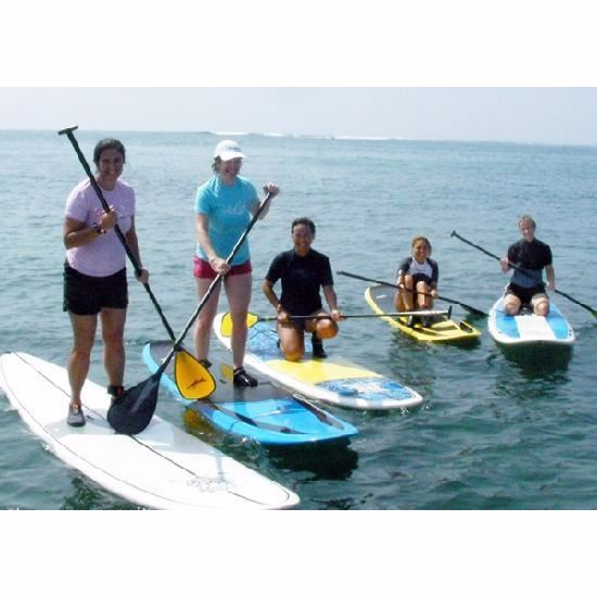 Gavekort DISCOVER SUP - Level 2, 4 timer