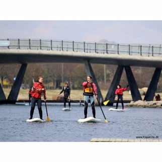Gavekort DISCOVER SUP - Level 1, 2 timer