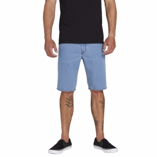 Volcom Solver Denim Short