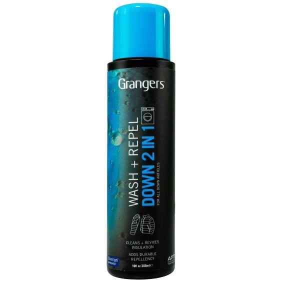 Granger\'s Wash Repel Down 2 in1