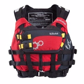 Kokatat Poseidon PFD Vest V/Full Chest Pocket Accessory Kokatat